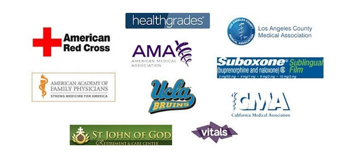 University and Organization logos